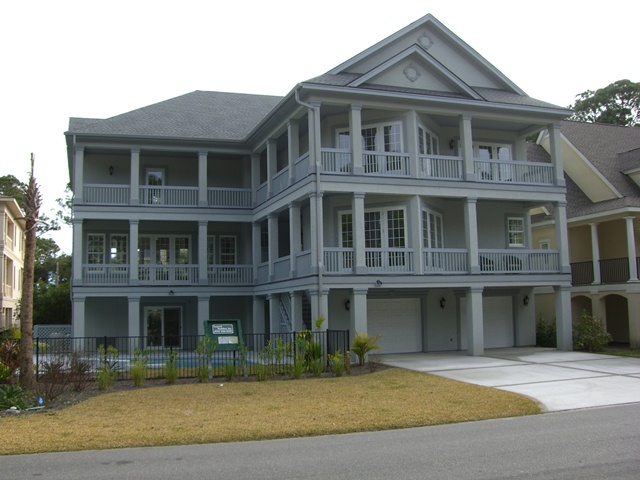 Burkes Beach Custom Home